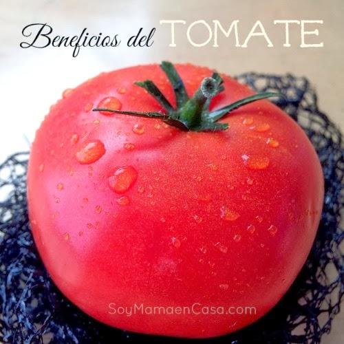 propiedades nutricionales y beneficios del tomate