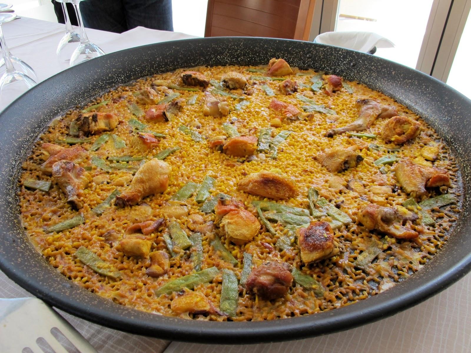 Garbancita c mo hacer una paella valenciana - Como cocinar paella ...