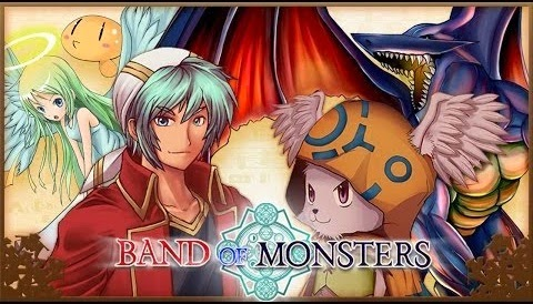 RPG Band of Monsters Apk v1.1.0g Full [Cracked]