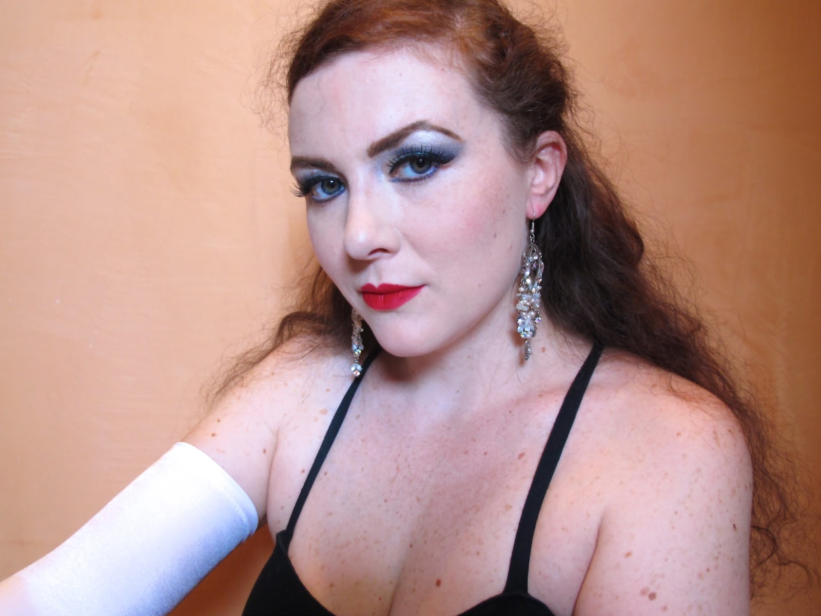 Satine Hair And Makeup Babyredvamp Makeup Satine