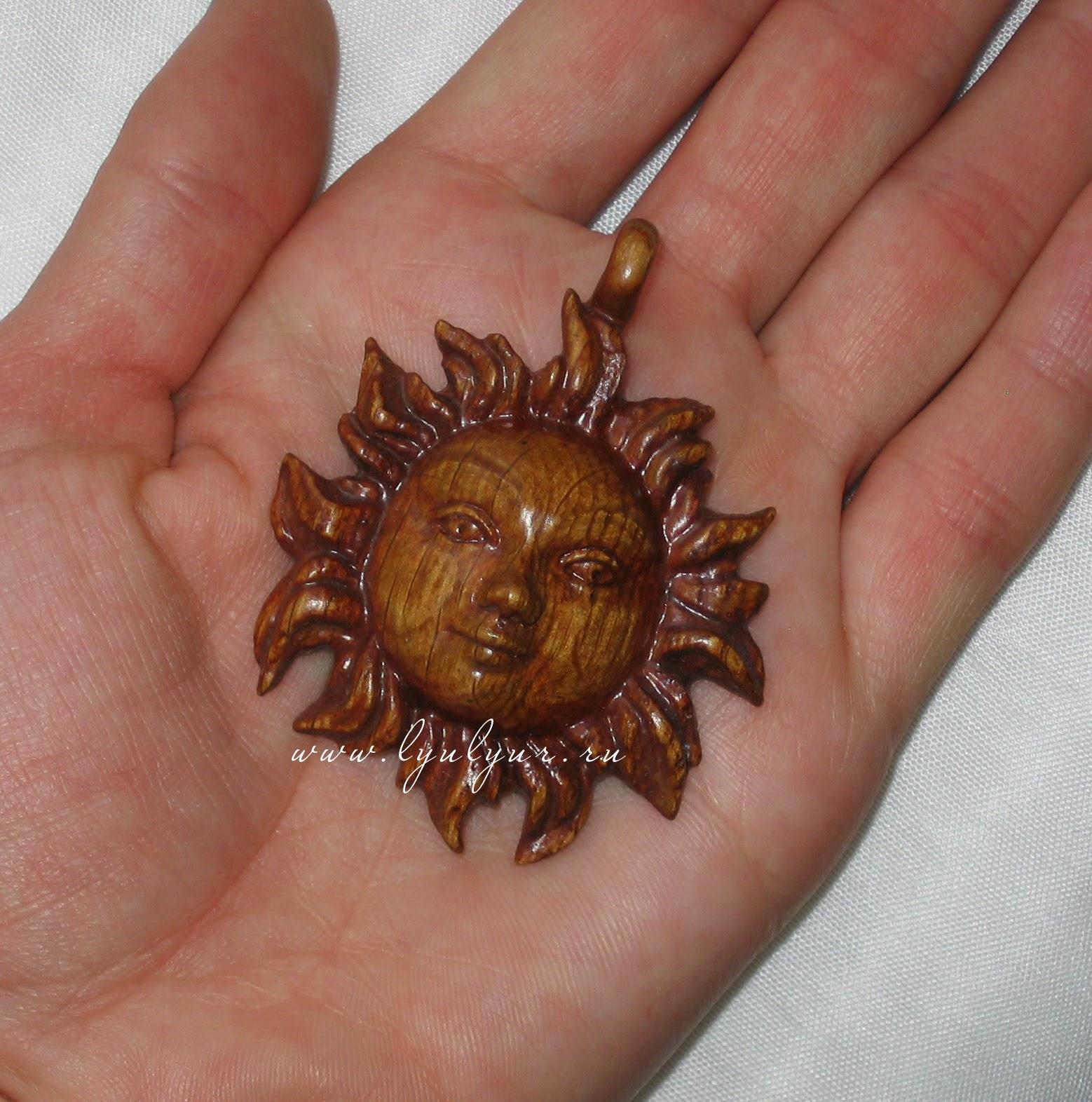 Кулон солнце своими руками 64