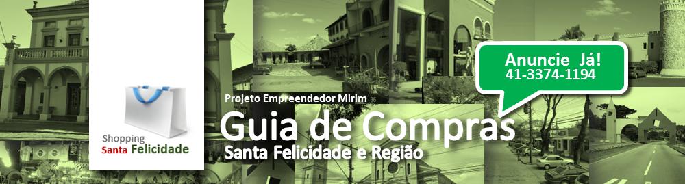 Santa Felicidade - Comércio e Serviços do Bairro de Curitiba-PR