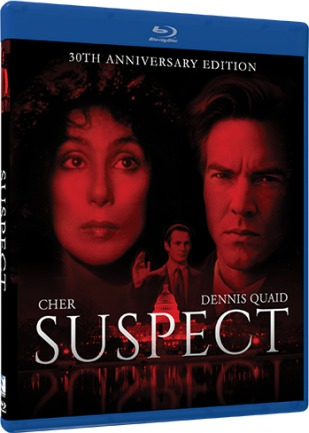 Suspect (1987) Audio Latino BRRip 720p Dual Ingles - Latino