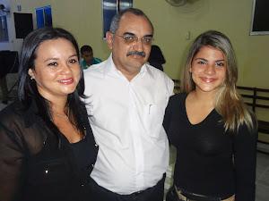 Minhas queridas: Aldilene Claudio e Mércia Cardoso