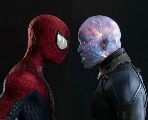 spider-man,electro