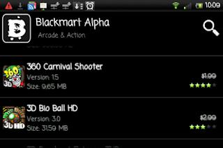 télécharger  blackmart Aplha apk gratuitement