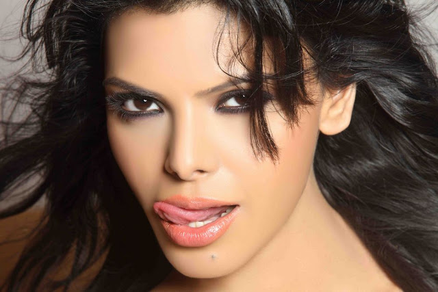 Sherlyn Chopra - A club unseen hot photos