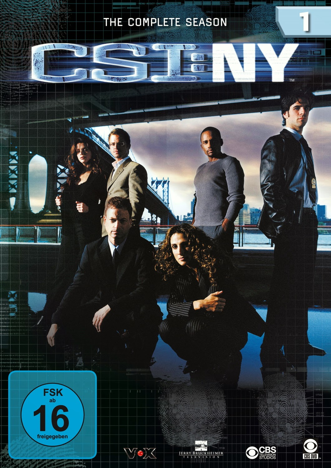 CSI: New York – Todas as Temporadas Dublado / Legendado (2004)