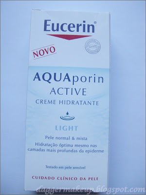 Crema hidratante diaria Aquaporin Active Light