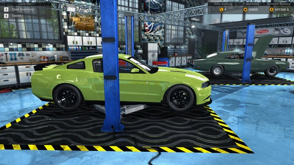 Car Mechanic Simulator 2015 Visual Tuning [Game Simulasi Memperbaiki Mobil]