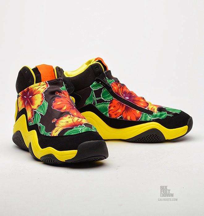 "promo code cd089 43527 adidas Originals by Jeremy Scott FYW Prime Skin ""Floral"""