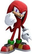 Knuckles the equidna