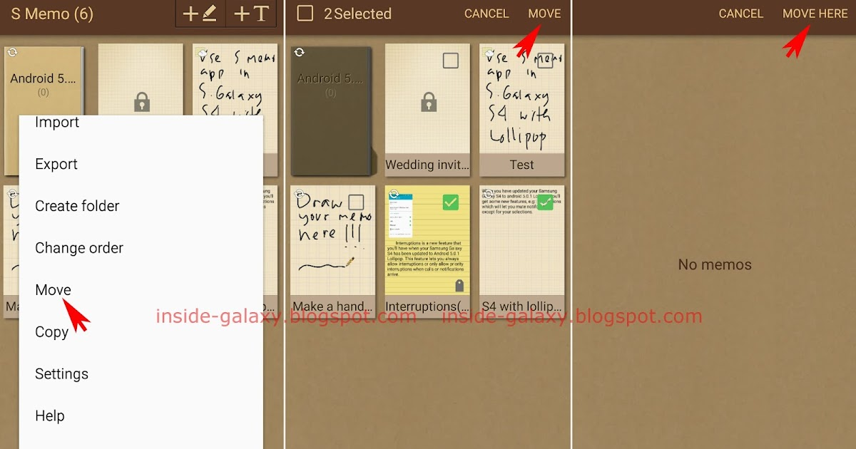 how to create app folder in android lollipop