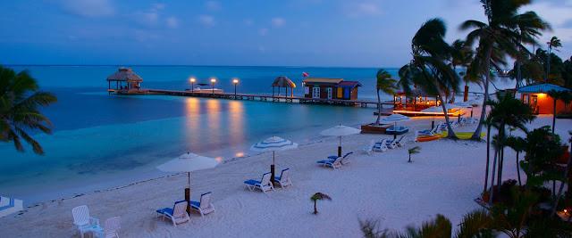 Một khu nghỉ dưỡng Belize