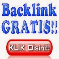 Dapatkan backlink gratis