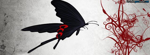 mariposa de pintura