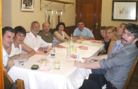 Cena - Tertulia final de Curso 2010/11