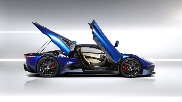 Jaguar C-X75 HD Wallpaper