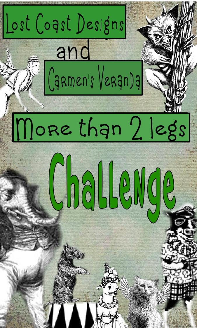 More Than Two Legs Challenge