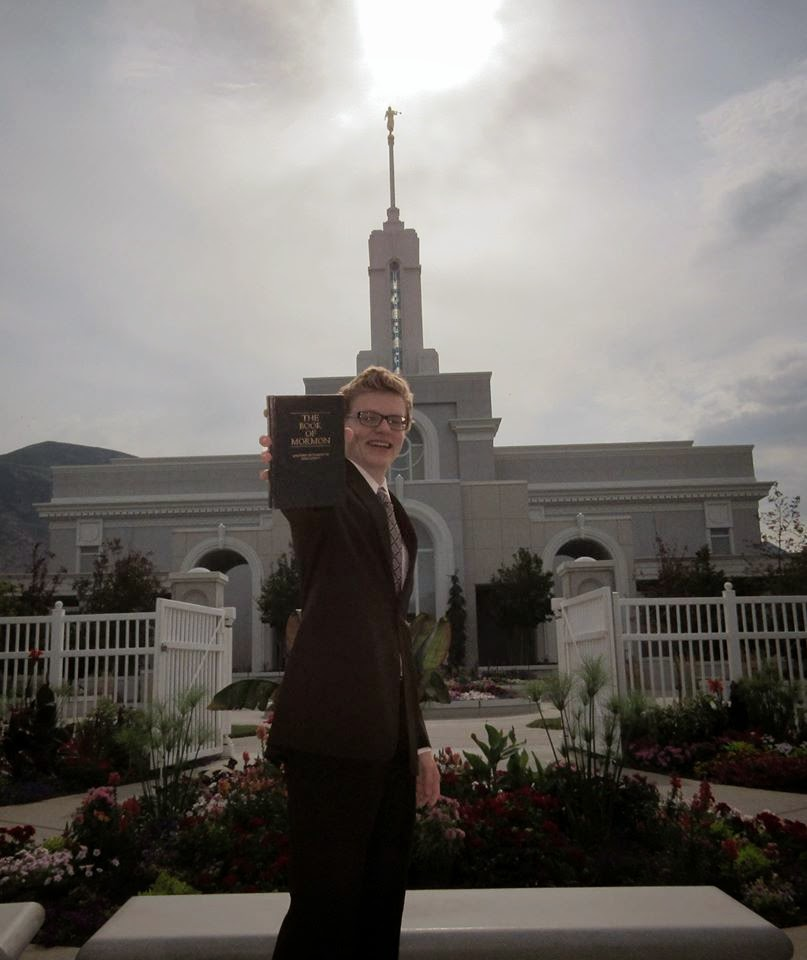 Elder Nathan Thomas Hopkins