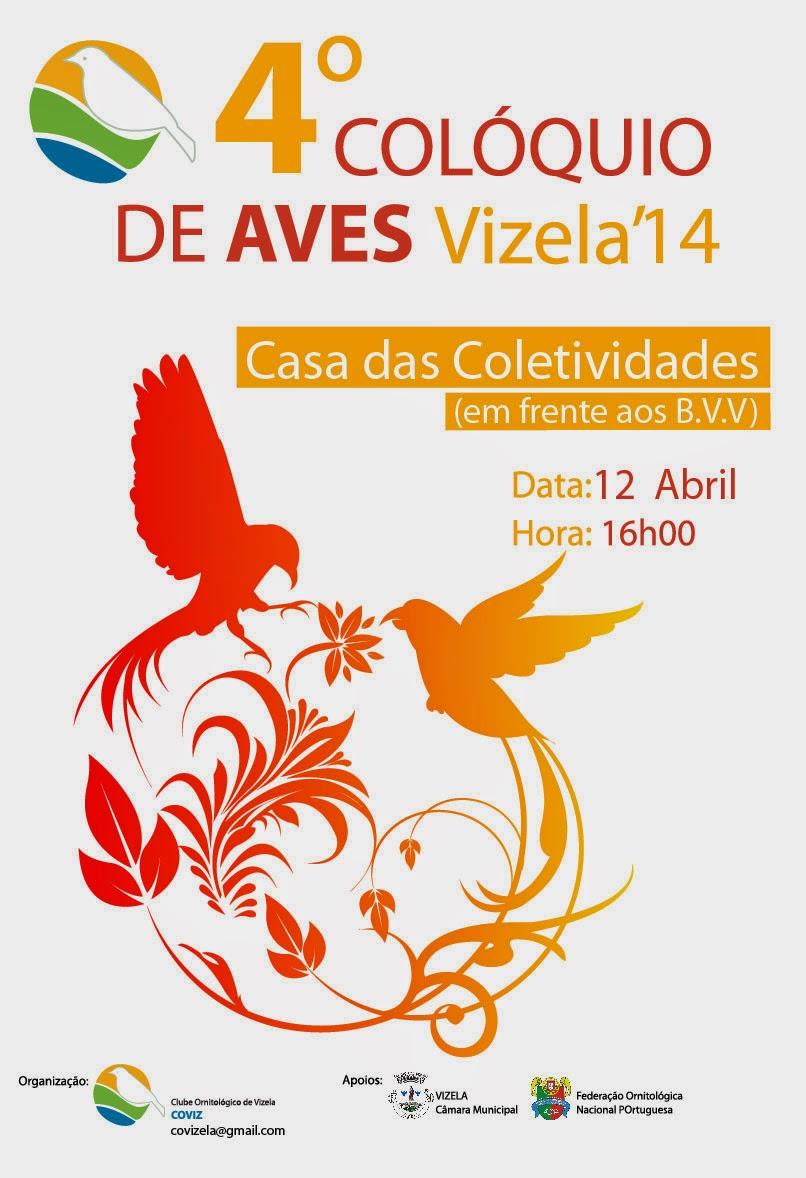 4º COLÓQUIO DE VIZELA' 14