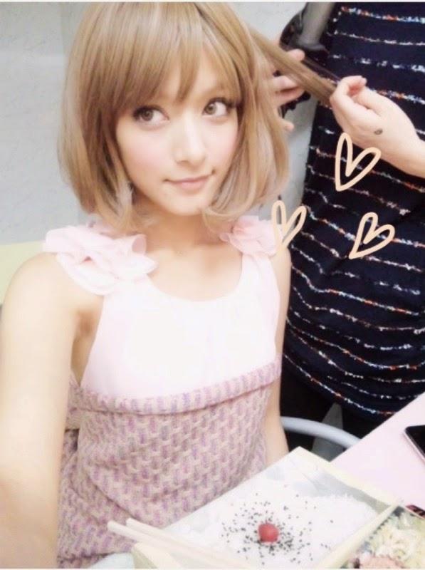 Model Jepang Blasteran 72bidadari.blogspot.com