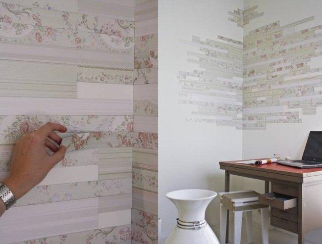 Revestimiento de paredes pintor tarragona 644 800 789 for Revestimiento para paredes