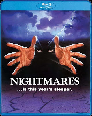 Nightmares Blu-ray cover Scream Factory