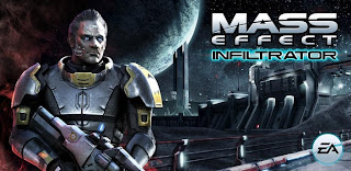 Description: MASS EFFECT™ INFILTRATOR