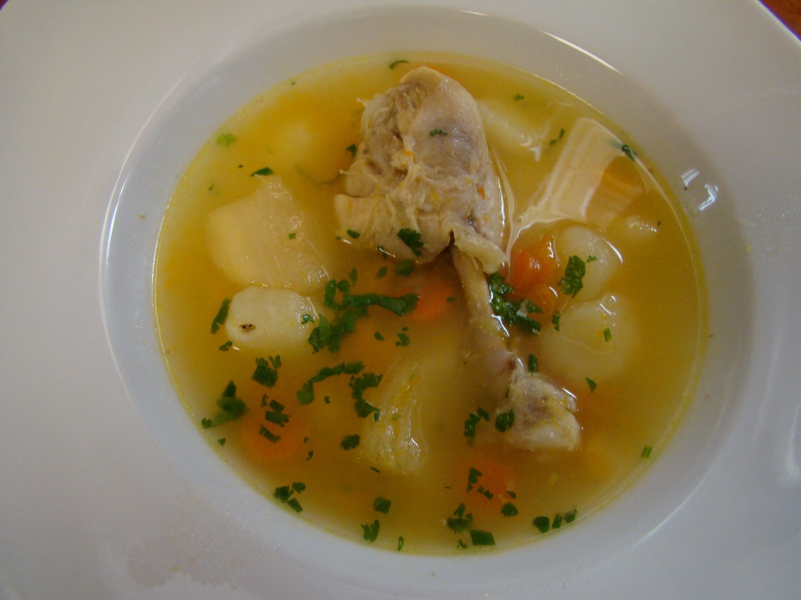 Colombian Chicken Soup Recipes — Dishmaps
