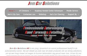 Jem Car Solutions mijn eigen bedrijf