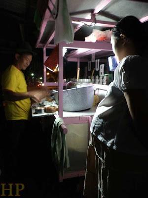 penjual Bubur Srintil