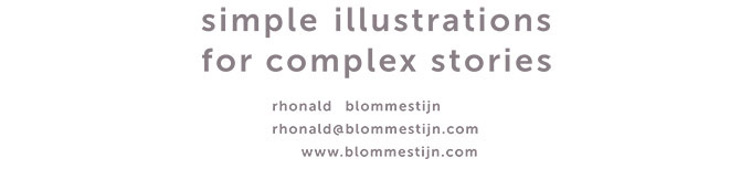 blommestijn illustrations