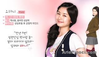 Foto Jung So Min Playful Kiss