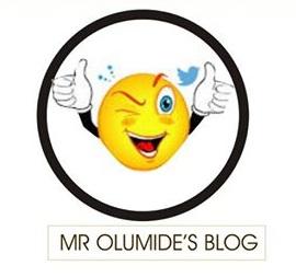 MR OLUMIDE'S BLOG