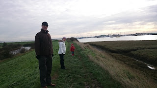 Henry, Janice and Jonathan - Near Burnham-on-Crouch