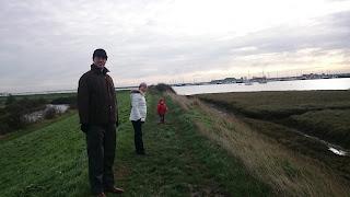 Henry, Janice and Jonathan - Near Burnham-on-Crouch