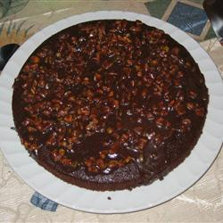 Gâteau au chocolat classique