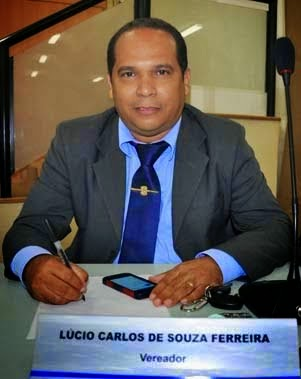 VEREADOR LÚCIO CARLOS