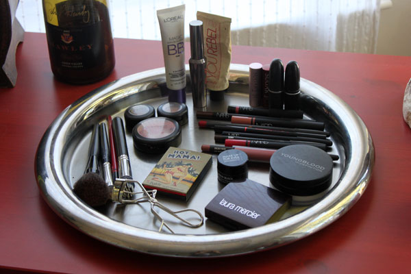 Bethann Wagner's beauty essentials