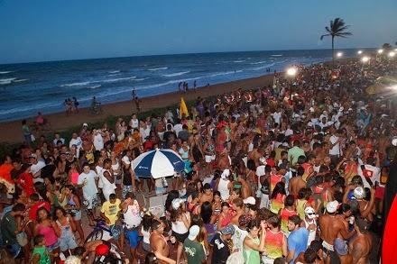 Carnaval em Jacaraípe na Serra ES