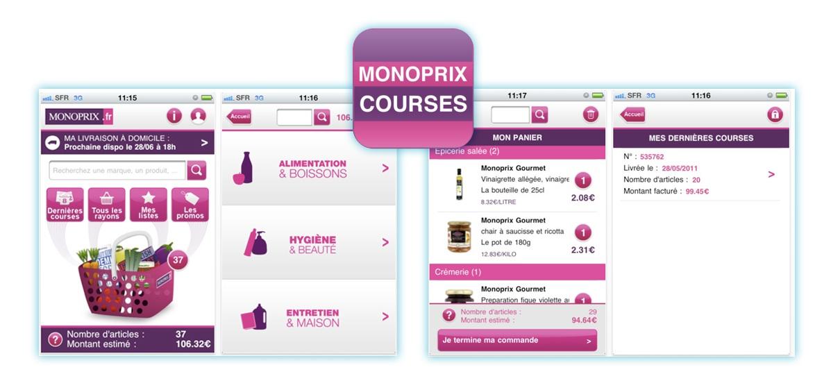 Journ e de la fid lit monoprix et moi une application d di e - Monoprix 9 jours catalogue ...