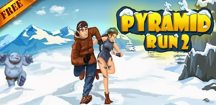 لعبة Pyramid Run 2