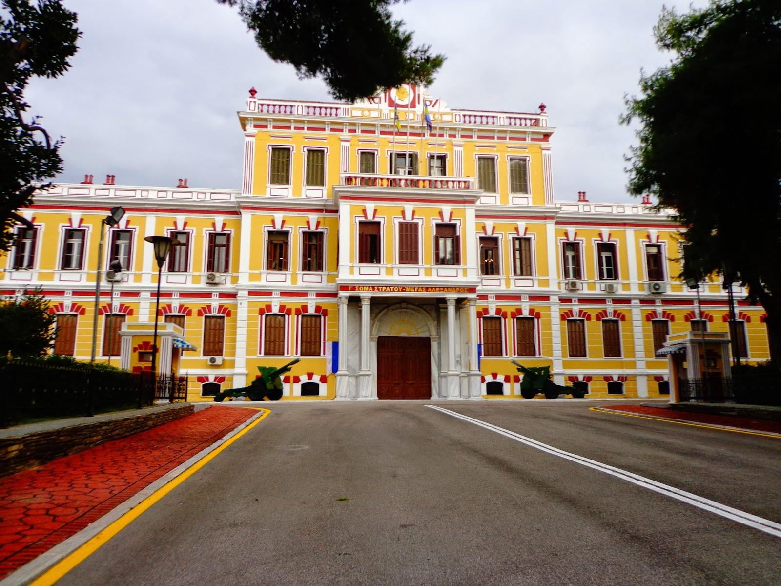 Saloniki-War-Museum