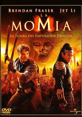 La Momia 3 dvdrip latino