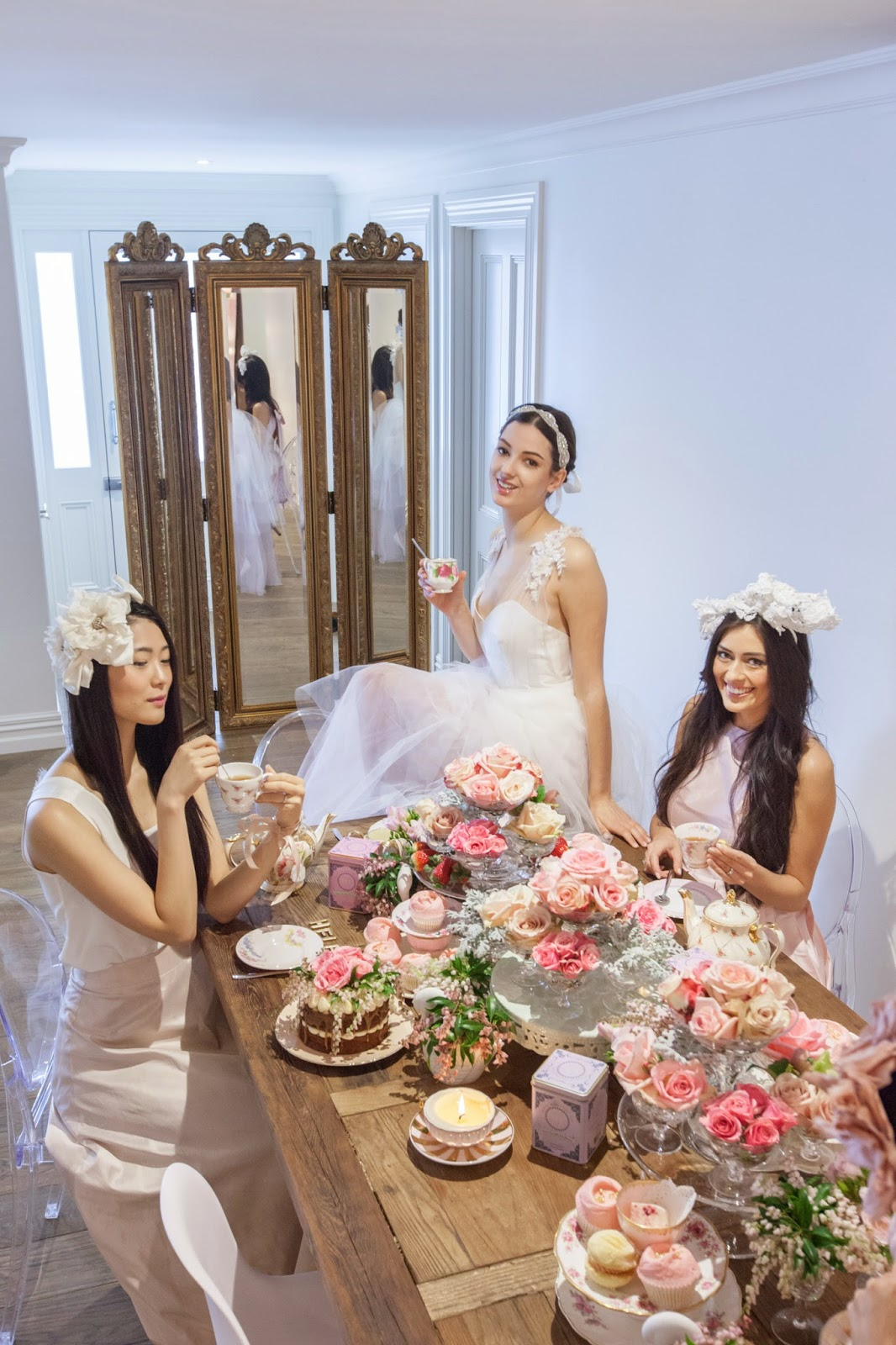 Natalie Chans Very Whimsical Tea Party Natalie Chan Boutique