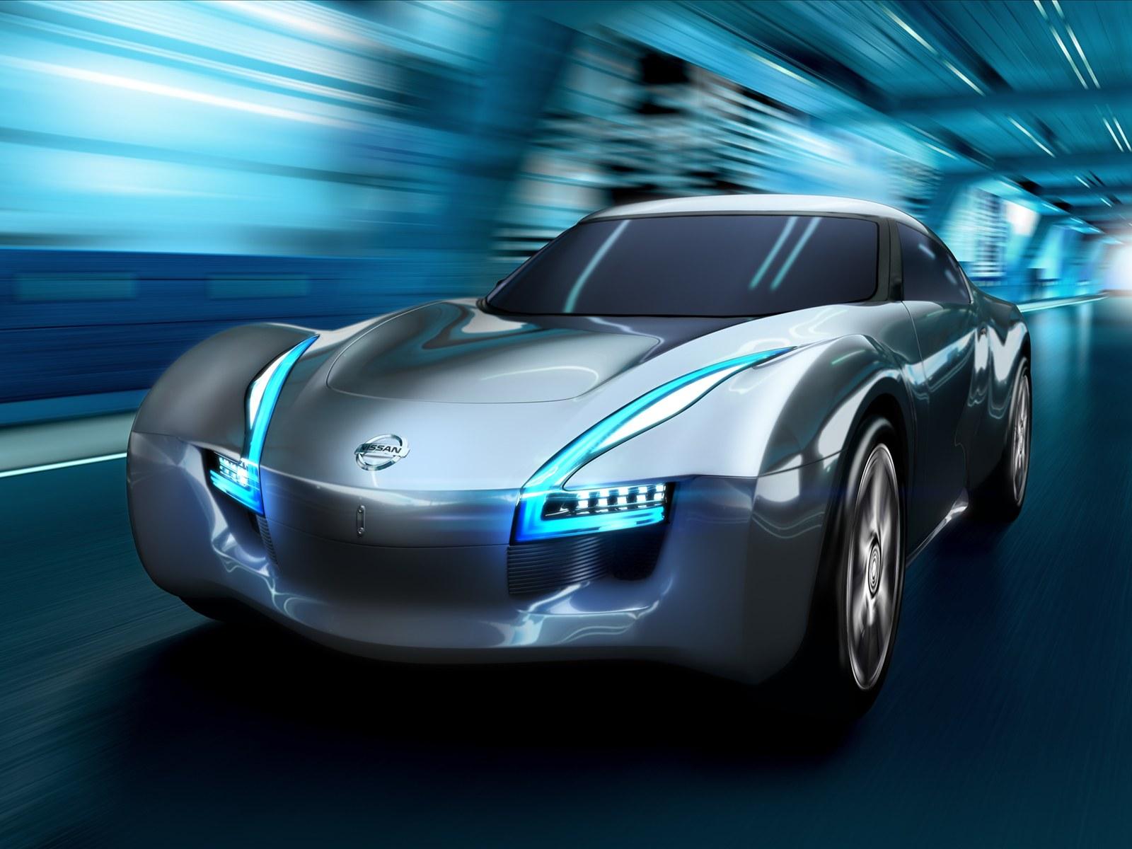 car pictures nissan esflow electric concept car 2011. Black Bedroom Furniture Sets. Home Design Ideas