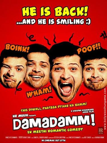 Damadamm (2011) Movie Poster