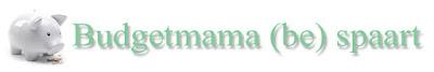 Budgetmama (be) spaart