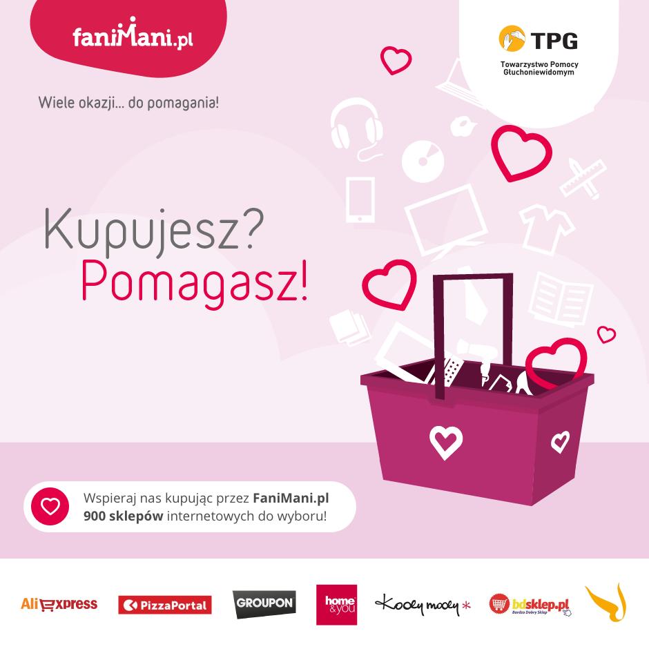 Wspieraj nas z FaniMani.pl